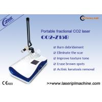 Wholesale Super Pulse Fractional Co2 Laser Machine For Spot Laser Removal from china suppliers