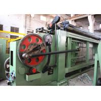 Buy cheap SpiralCoil Three Twisted Gabion Wire Mesh Machine with Max Weaving Width 4300mm from wholesalers