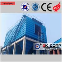 Wholesale Aluminum Cyclone Dust Extractor / Bag Filter Type Pulse Jet Dust Collector from china suppliers