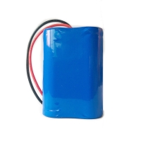 Wholesale Custom Sanyo 7.4V 1600mAh 18650 Lithium Battery Pack from china suppliers