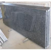 Wholesale Blue pearl granite countertop,96-108x26x3/4 prefabricated countertop from china suppliers