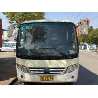 Wholesale Euro III Diesel Engine Yutong Mini Bus 2011 Year 23 Seats Used Automatic Gear Box from china suppliers