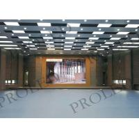 Wholesale High Stability Indoor Full Color LED Display Large Viewing Angle Multi Function from china suppliers