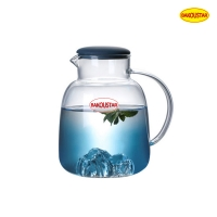 Wholesale Clear 1800ml Borosilicate Heat Resistant Glass Teapot from china suppliers