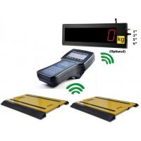 Buy cheap Wireless Portable Vehicle Scales Axle Weighing Scales15Ton 450×700×58mm for from wholesalers
