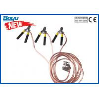 Wholesale Custom Transmission Line Stringing Tools Personal Safety Grounding Wire from china suppliers