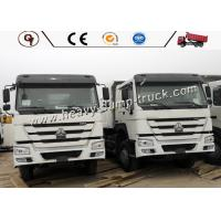 Wholesale Sinotruk HOWO Lorry And 10 Wheeler Dump Truck With Max Speed 80km / H from china suppliers