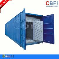 Wholesale Refrigeration 20 Ft 40ft Container Cold Room / Freezer Shipping Containers For Fish Meat Storage from china suppliers