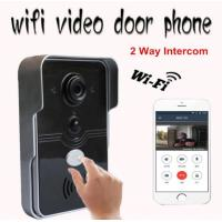 Wholesale HD Smart Wireless Doorbell , Wireless Video Intercom Doorbell One Year Warranty from china suppliers