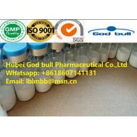 Buy cheap Aod 9604 Muscle Growth Steroids Peptide Hormones Lyophilized Powder 2 mg/Vial 221231-10-3 from wholesalers