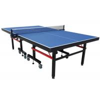 Buy cheap Professional MDF Indoor Table Tennis Table With Wheel Easy Install from wholesalers
