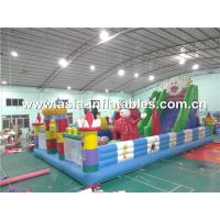 Wholesale Hot Sale Inflatable Funcity / Inflatable Amusement Park from china suppliers