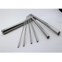 Wholesale H6 Ground Tungsten Carbide Round Bar , Wear Resistance Tungsten Bar Stock For End Mill Cutting Tool from china suppliers