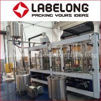 Buy cheap Apple / Kiwi Juice Bottling Machine For 330ML Aluminum Can CE Certification from wholesalers