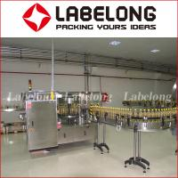 Wholesale Small Bottle Cooking Oil Filling Capping Machine , 3 In 1 Water Bottling Machine from china suppliers