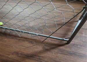 Wholesale 3.70mm Diameter Chain Link Mesh Fence 50x50mm Opening Electro Gi Wire from china suppliers