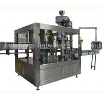 Buy cheap Small Capacity Oil Bottling Machine High Efficiency ISO Certification from wholesalers