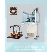 Buy cheap Shaded 4poles motor stator coil winding needle segmented muti-pole stator winder WIND-1A-TSM from wholesalers