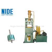 Buy cheap Rotor die casting machine for aluminum armature / PLC control system from wholesalers