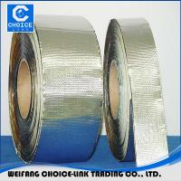 Buy cheap 150MM aluminium bitumen marine sealing tape from wholesalers