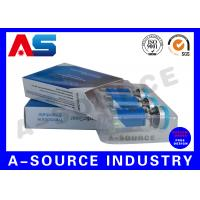 Buy cheap Steroid Injection Laser Box For Glass Vials 5pcs 10ml Bottles With Hologram from wholesalers