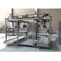 Wholesale SUS304 Tomato Jam 2t/H Single Head Aseptic Bag Filler from china suppliers