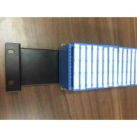 Buy cheap Blue White MDF Distribution Frame , 120 Ohm Unit Module Digital Distribution from wholesalers