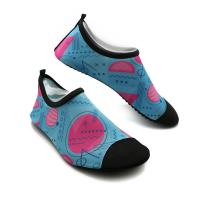 Wholesale Soft Ladies Swim Shoes Durable Ladies Aqua Beach Shoes BSCI Certification from china suppliers