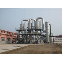 China Food / Chemcial Industry Single Effect Evaporator Long Tube Vertical External Circulation on sale
