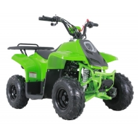 Wholesale 110cc Sport 4 Wheeler Chain Drive Youth Racing ATV from china suppliers