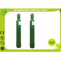 Wholesale 99.9999% UHP Hydrogen Gas Cylinder / Compressed Hydrogen Gas from china suppliers