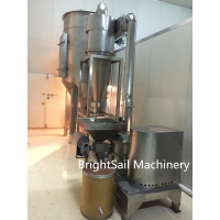 Wholesale Capacity 100-1800kg/Hr Spiced 15mm Ginger Crusher Machine from china suppliers