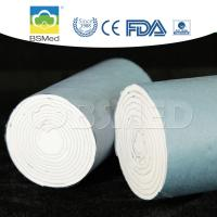 Buy cheap High Absorbent Disposable Medical Cotton Wool Roll Lightweight For Surgical from wholesalers