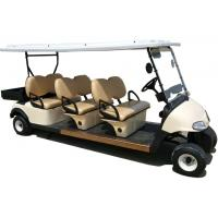 Buy cheap CE Approval Multiple Purpose 6 Seats Electric Golf Cart Club Car With Plastic from wholesalers