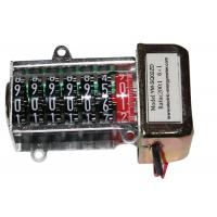 Wholesale Mechanical Stepper Motor Counter Register & Electromagnetic Counter For kWH Energy from china suppliers