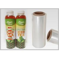Wholesale Bottle Sleeves Biodegradable Laminating Film Customized Thickness / Size from china suppliers