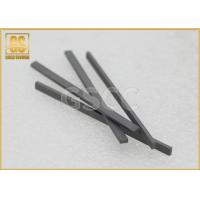 Wholesale Sintered Solid Tungsten Carbide Strips Medium Grain Size Easy Storage from china suppliers