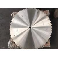Wholesale 80CrV2 material circular saw blank and steel core for TCT saw blade from china suppliers