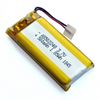 Wholesale KPL502248 500mAh 3.7 V Lithium Polymer Battery Within 1C Rate from china suppliers