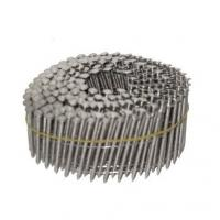 """Wholesale Ring Shank Pallet Coil Nails For Pallet / Furniture / Decoration 2-1/4"""" x .093 from china suppliers"""
