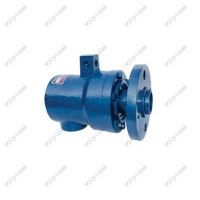 Wholesale Monoflow flange connection high temperature steam rotary joint for Dryer from china suppliers