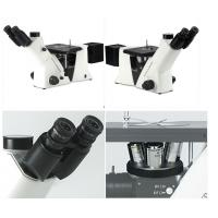 Wholesale Infinity Optical Inverted Metallurgical Microscope , Mechanical Stage Microscope from china suppliers