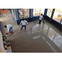 China Nontoxic Cementitious Concrete Floor Leveling Compound Good Tensile Strength on sale