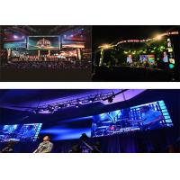 Wholesale High Brightness Outdoor Video Display Screens Rental Excellent Color Uniformity from china suppliers