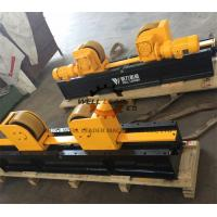Quality Adjustable Tank Turning Rolls Rotator For Cylinders / Tubes /  Vessels Welding for sale