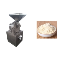 Wholesale 500kg/H Industrial Dry 10mm Beans Grinder Machine from china suppliers