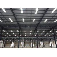 Wholesale Light Steel Structure Construction Prefabricated  Large Span Warehouse Workshop from china suppliers