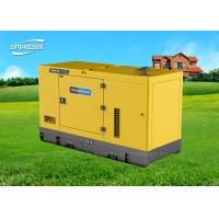 China Four Stroke Perkins Diesel Generator Set , Perkins 10Kw Diesel Generator on sale