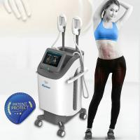 Buy cheap ems slimming magnetic muscle stimulate Muscle Stimulator Body building from wholesalers