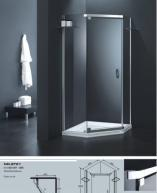 Wholesale 8MM Shower Enclosure (ND-8T01) from china suppliers